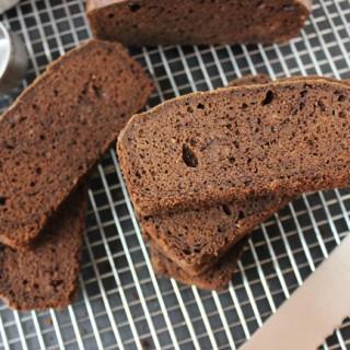 Protein Nutella Bread (gluten, grain, & refined sugar free)