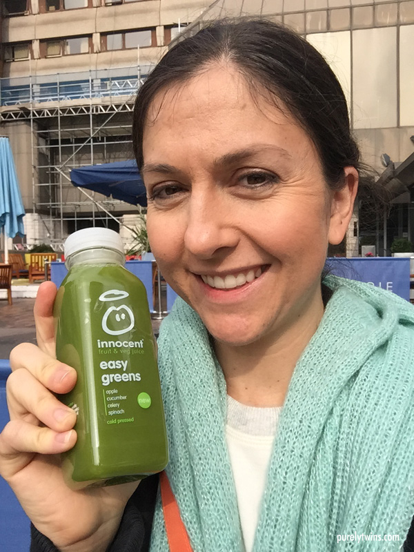 Green juice in London