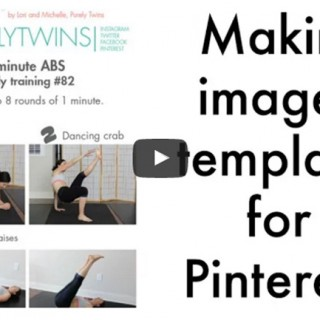 How to create a pinnable image for pinterest