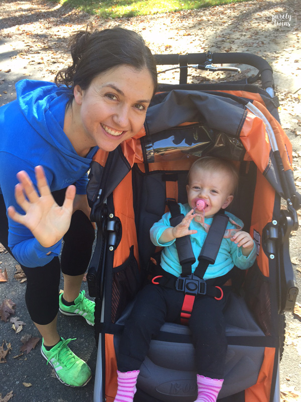 aunt-and-niece-bob-baby-stroller