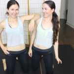 Tone and tighten your core and butt