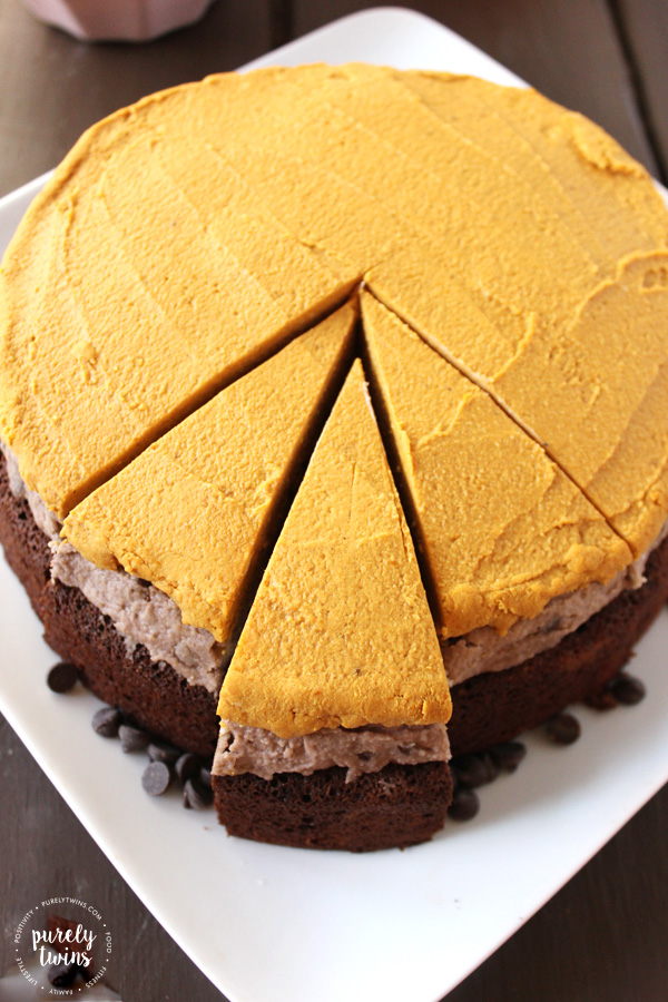gluten-free-dairy-free-pumpkin-chocolate-cookie-dough-cake