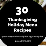 30 Thanksgiving Menu Recipes