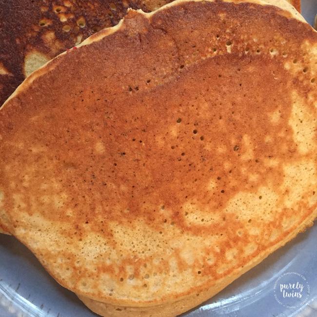 plaintan pancakes