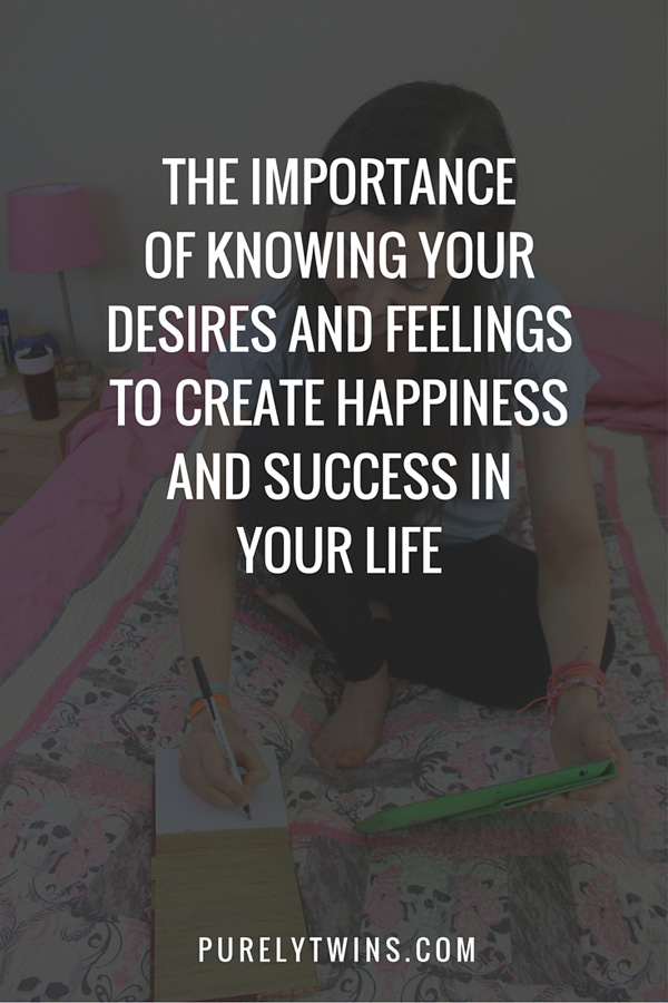 Why it's important to know your true desires and what you want to feel to create happiness, success and abundance in your life. Using the Desired Map is a great tool to brainstorm and get inspired to create the life you want.