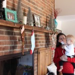 Christmas family traditions to do with a 15 month old