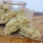 Gluten-free grain-free garlic rolls made from plantains