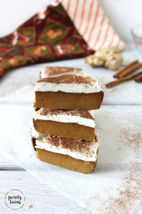 You'll love how rich, creamy and super easy this pumpkin gingerbread fudge is thanks to it only having 8 ingredients and made in minutes!