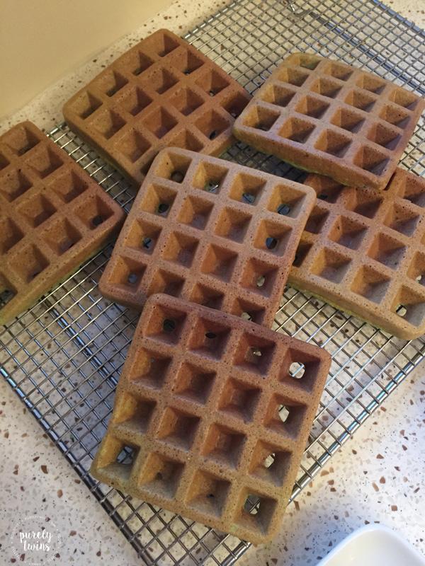 plantain-waffles