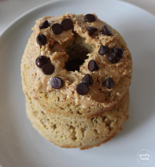 plantain-protein-donut