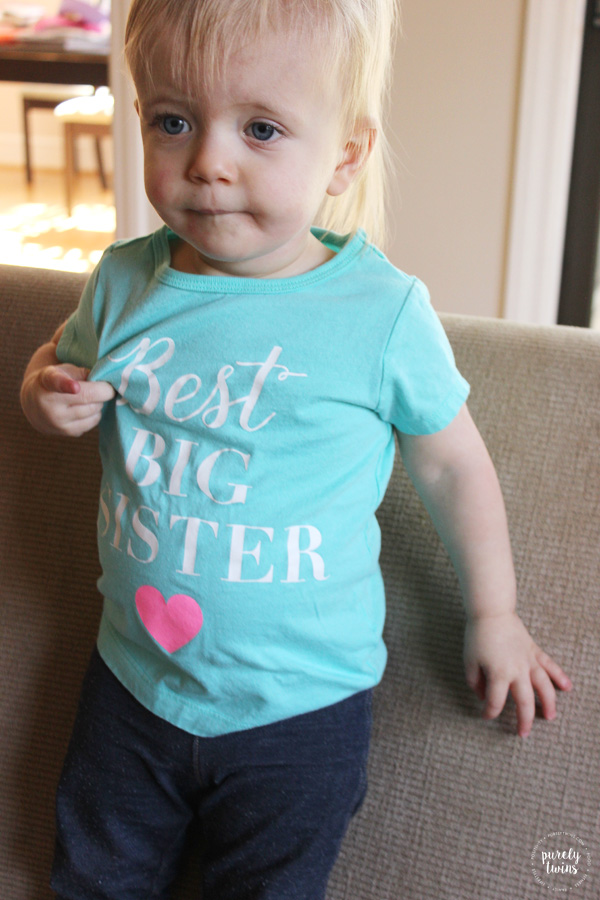 Best Big Sister Shirt.