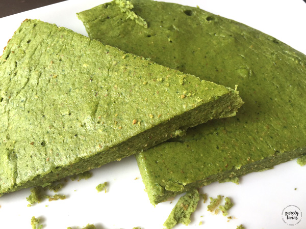Green plantain bread. Paleo gluten free bread recipe