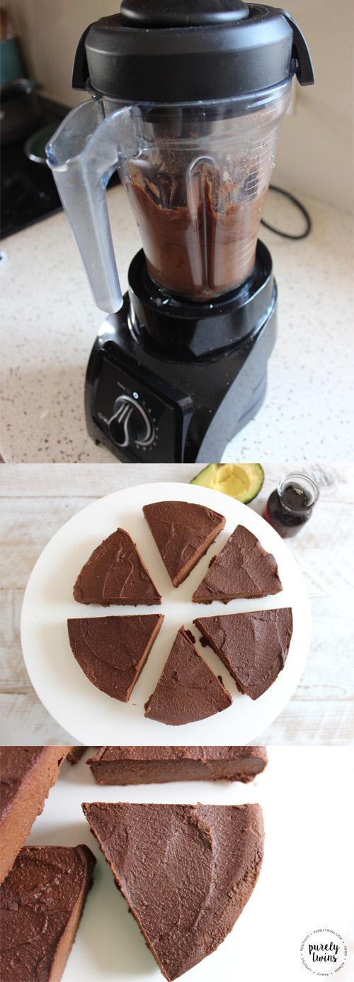 All you need is 4 ingredients to make this BEST chocolate fudge recipe. So easy to make. Raw paleo vegan chocolate fudge made in a Vitamix blender. This recipe whips up in under 5 minutes. The longest part is waiting for the fudge to set! So worth it. This dairy-free chocolate fudge is a recipe you will make again and again.