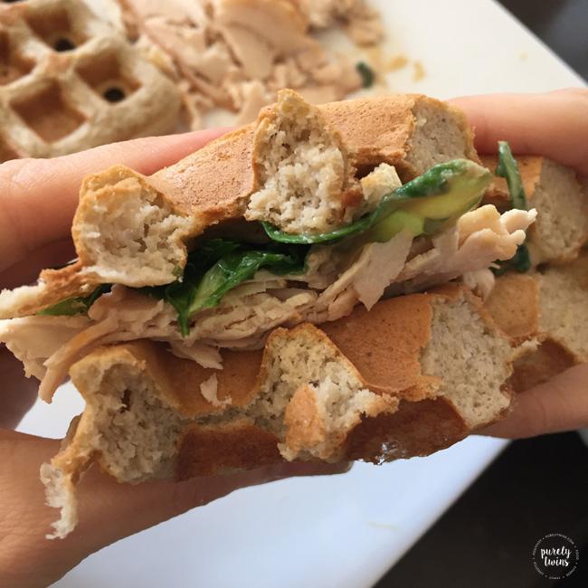 plantain-waffle-sandwich-paleo