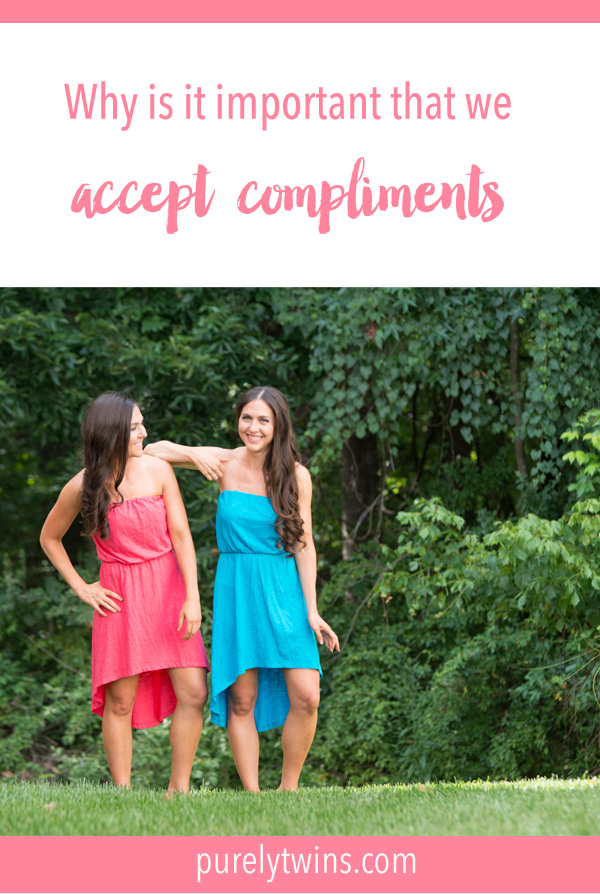 Why you should accept compliments to receive more in your life. We were guilty of deflecting and we realized this was preventing more love, happiness and wealth into your life. We share how we started to change this behavior and how our lives changed, and we want the same for you.