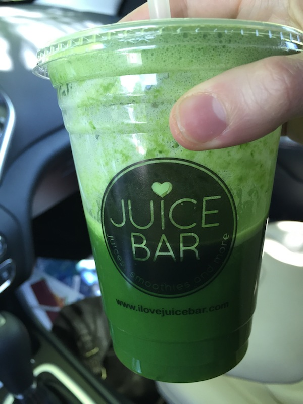 Juice bar in charlotte NC