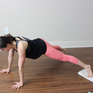 Full body TOWEL workout