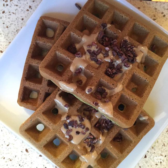 plantain-waffles-tahini