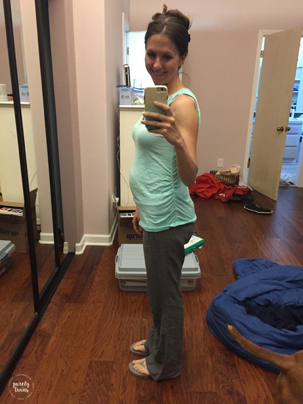 22-weeks-pregnant-selfie