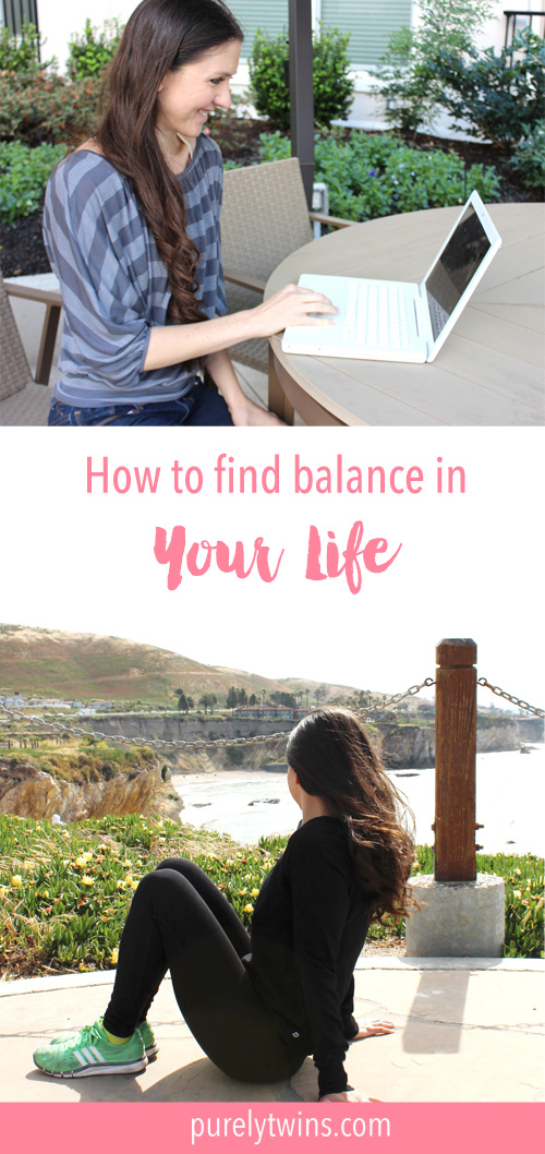 Can you really have a work life balance? We share how to find your balance in life by sharing some tips that helped us.