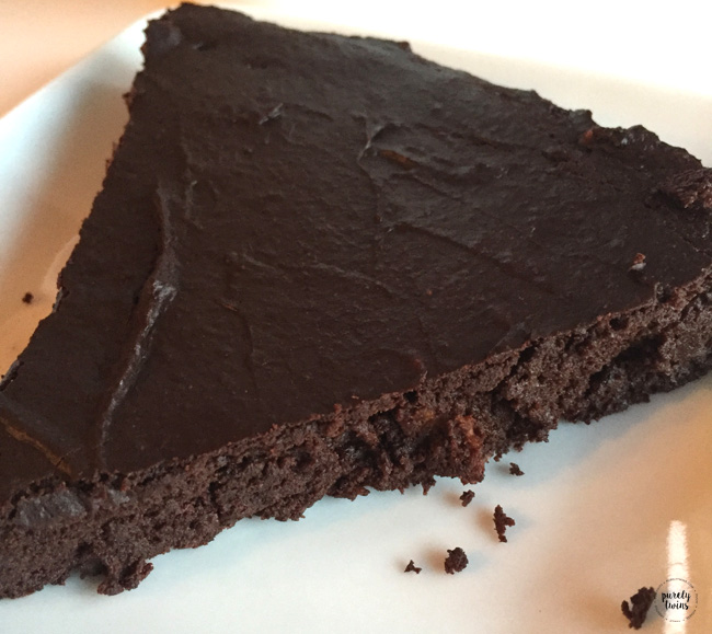 Flourless paleo vegan brownies