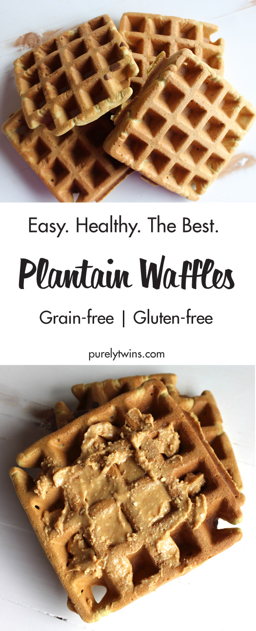 Paleo Plantain Waffles 4 Different Recipes No Almond Flour