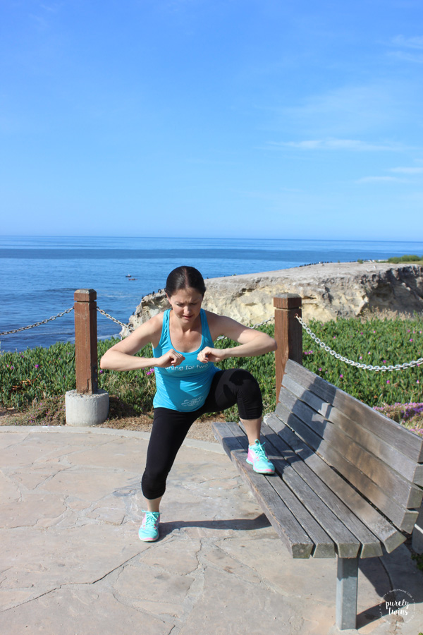 bodyweight prenatal lower body focused workout that you can do in the comfort of your own home or take it outside. This leg workout will keep your legs and butt strong as your body changes through pregnancy.