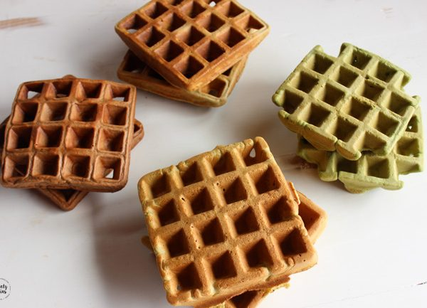 Paleo plantain waffles. 4 different recipes. No almond flour.