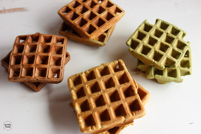 How to make plantain waffles – 4 different ways