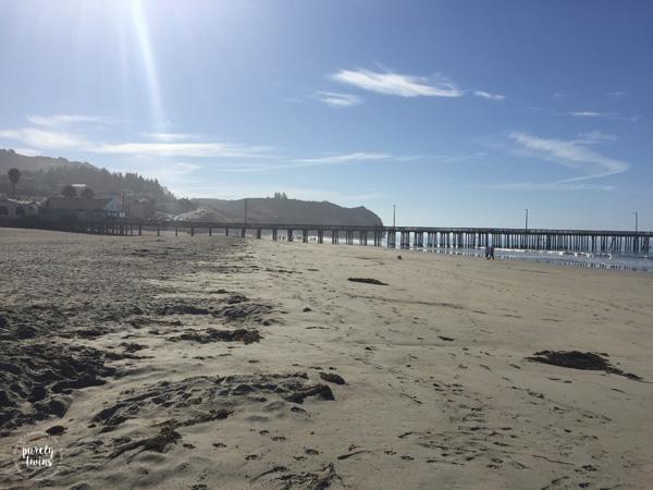 Aliva beach California