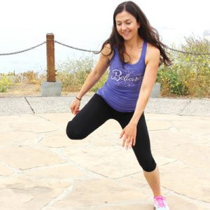 Tight and toned lower body blast workout