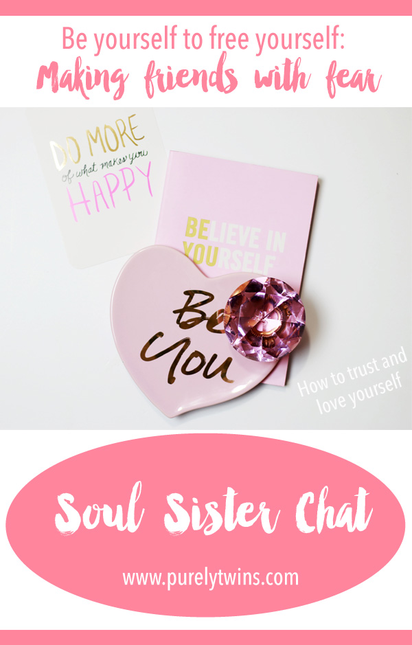 Soul Sister Chat with Meg Doll. How she overcame anorexia, how she used fear to help her heal, the thing she asked herself, and how being yourself is how you free yourself. Click to hear all of Meg's tips to forming a better relationship with food and your body to be happy and free.