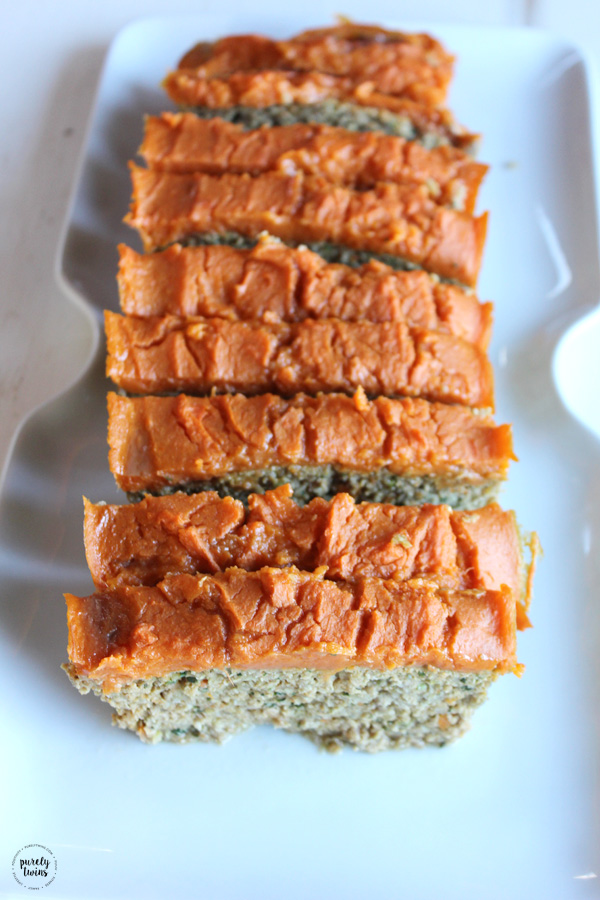 This Paleo Meatloaf has so much flavor and is super simple to make. It is moist, flavorful, and even has a hidden veggies! You won't miss the bread crumbs or artificially ingredients. It's made from plantains! If you suffer from an autoimmune disease like me you'll enjoy my take on meatloaf recipe.
