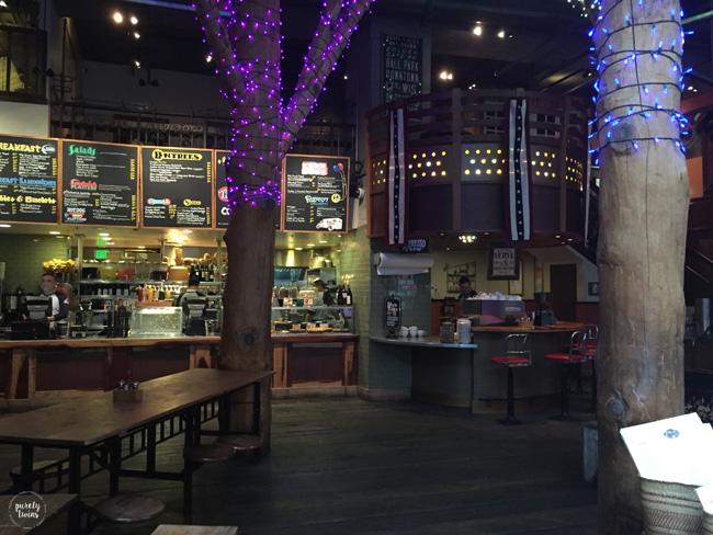 The Grove Restaurant for breakfast San Francisco
