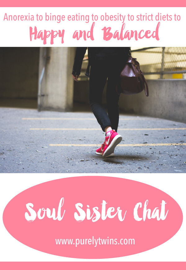 A long journey to heal from anorexia to restrict and binge to obesity to living a happy balanced life. Soul sister chat with Kim Schaper. You'll love this one! Filled with talks about community, emotions, food and exercise.