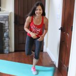 16 minute interval bodyweight workout for busy women
