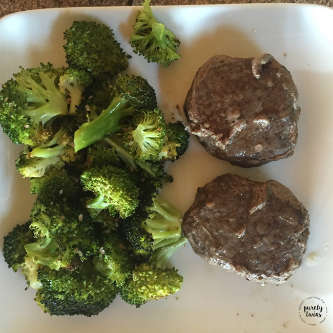 Delicious beef sausage patties from US wellness meats