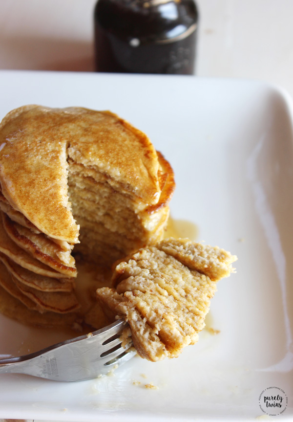 The Best, Most Perfect Pancakes Ever. They have the perfect taste and texture. Quick and easy pancake recipe to make light and fluffy pancakes to enjoy any time of the day. Light, fluffy, delicious pancakes from scratch. Just a few steps and ingredients involved and they're so good, better than box pancakes.