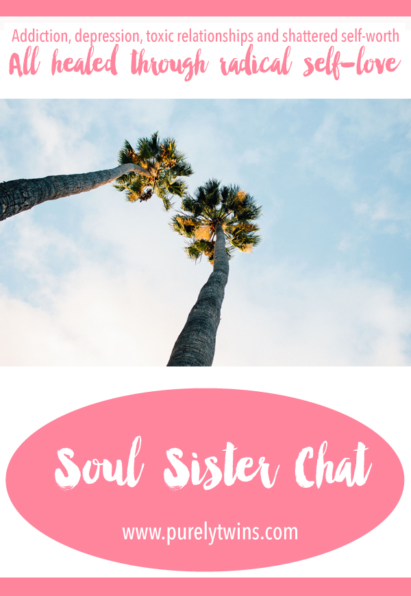 How radical self love is the key to healing the feeling of unworthy, anxiety and addictions. We chat with Ruby Fremon on the importance of taking care of yourself and the people in your life. Click to hear this soul sister chat. Share it with a friend!