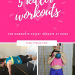 5 killer home workouts to burn fat and build lean muscle