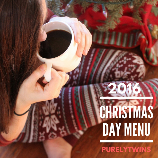 Our 2016 Christmas day menu. Not your average recipes. Gluten-free and mostly grain-free meals.