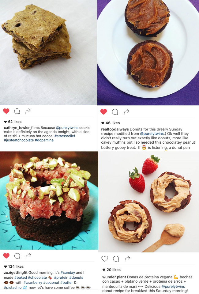 Love to our #ptsisters for enjoying our recipes