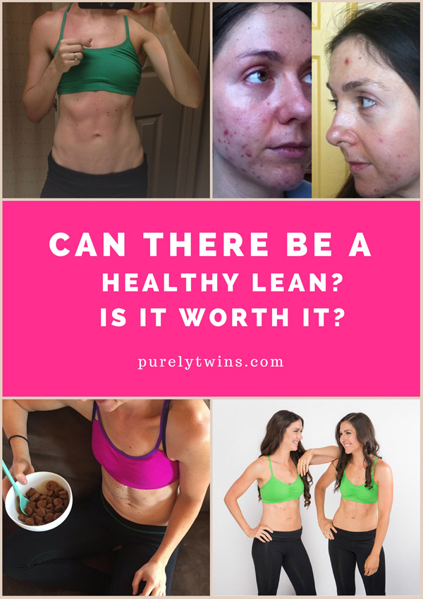 Do you desire to be fit lean and healthy? We do too but have learned a lot over the years and want to share our story to help you from going down the dark road we did. We want to help you realize you are enough now and you appearance doesn't define you. Can there be a healthy lean? Can you be FIT without comprising your health?