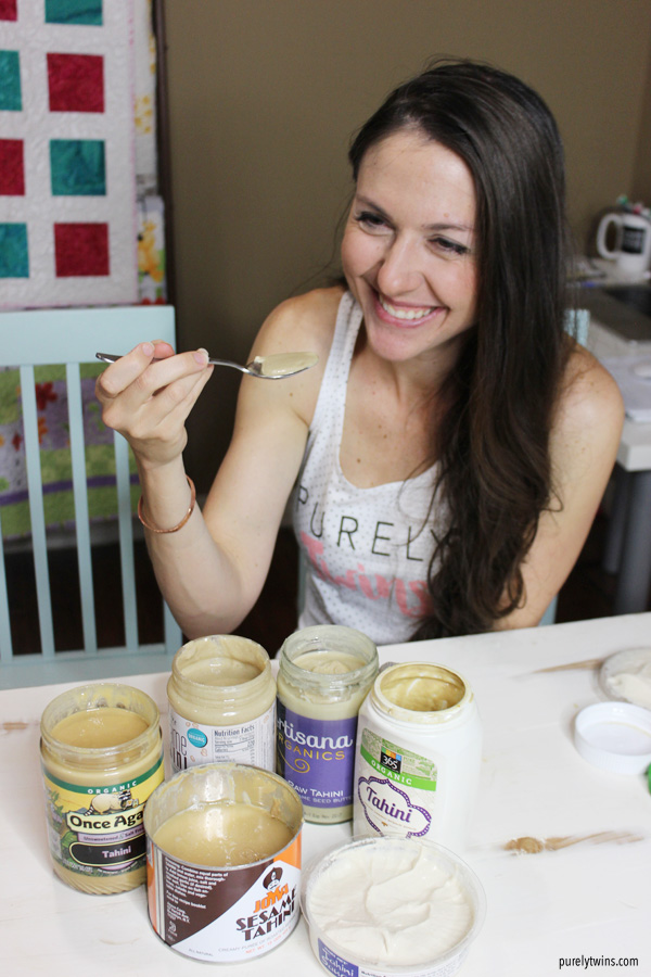 Tahini taste-off. We have a fun video tasting different brands of tahini. What brand is best? Do you like tahini?