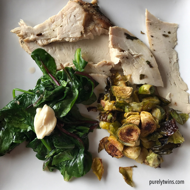 primal kitchen organics paleo mayo with roasted turkey