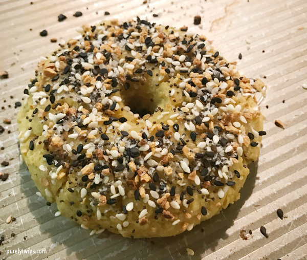 gluten free plantain donut