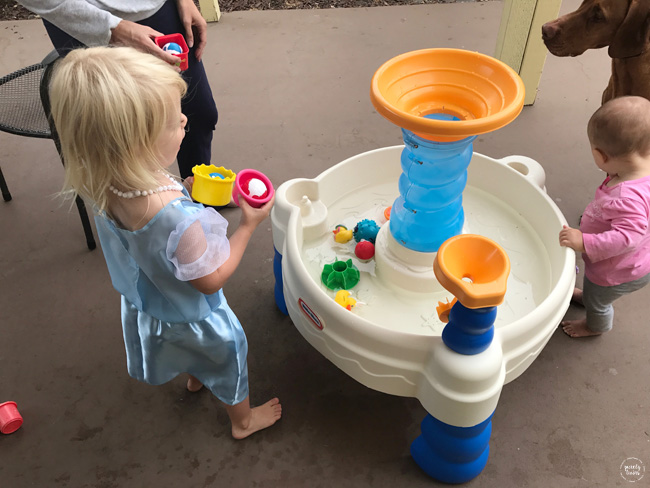 outside water toy for kids