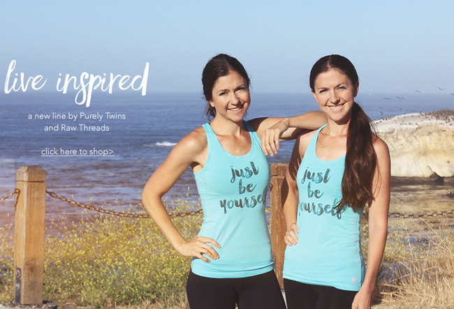 Our new clothing line! We partnered with Raw Threads to create our self love live inspired athletic line for all the girl bosses out there! #ptsisters