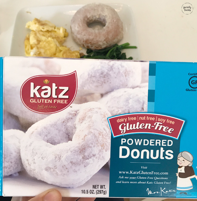 katz gluten free powered donuts