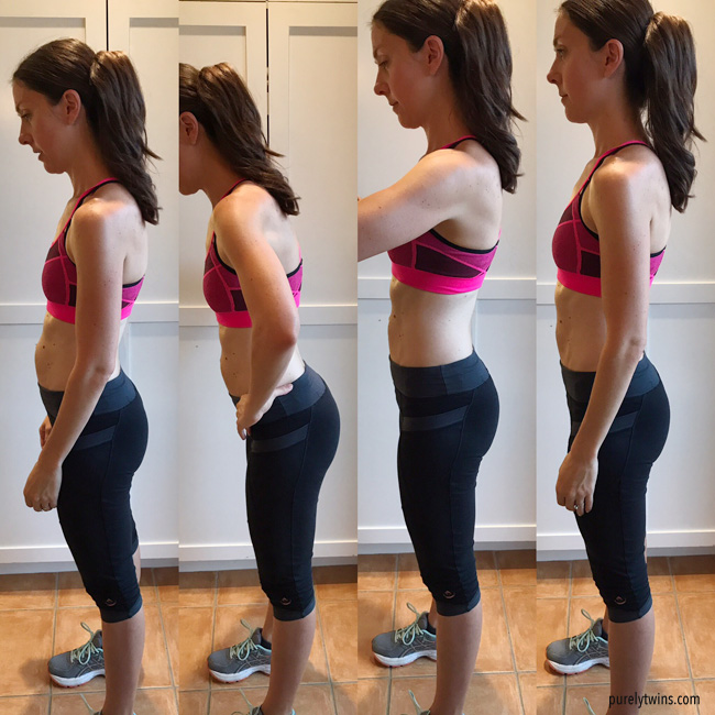 Inside Lori's Retrain Your Core program the focus this month is alignment diastasis. Learn how to fix your ab gap today.
